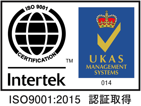 ISO9001 Intertek
